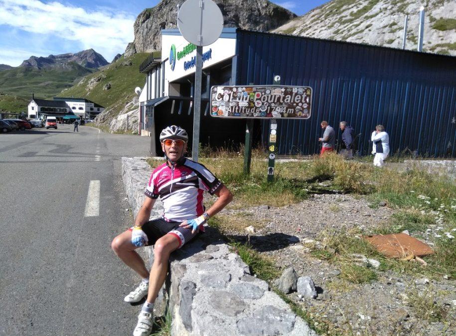 Carte Postale de Claude dans les Pyrénées