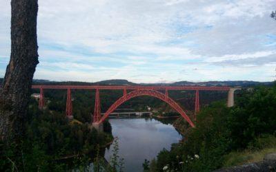 Vacances dans le Cantal pour notre ami Fabrice