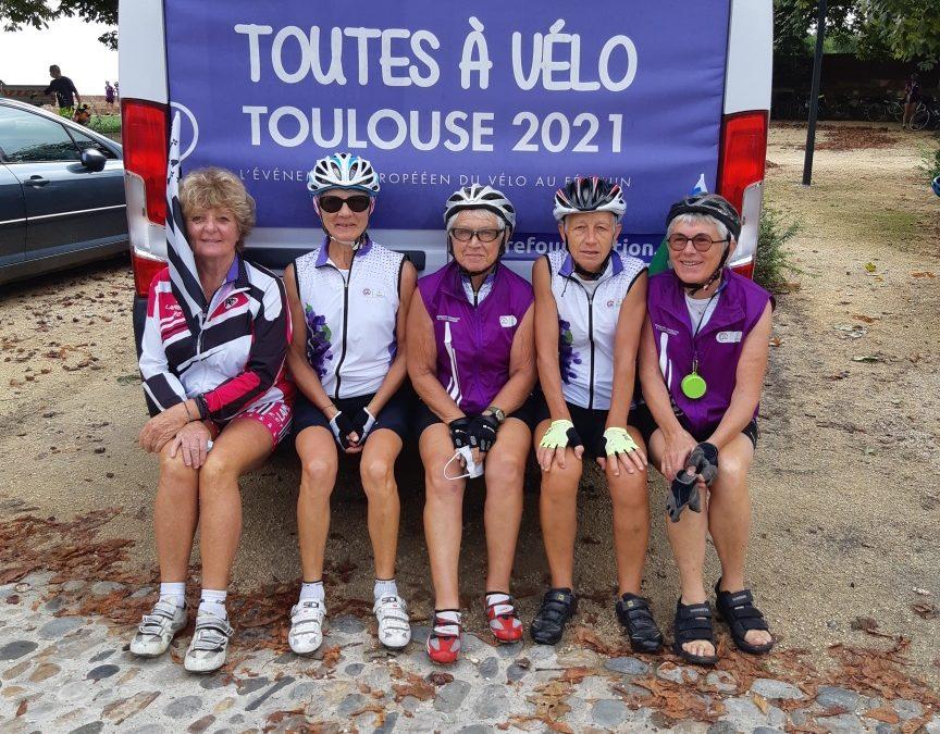 Toutes à Toulouse 2021